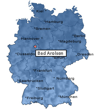 Bad Arolsen: 3 Kfz-Gutachter in Bad Arolsen
