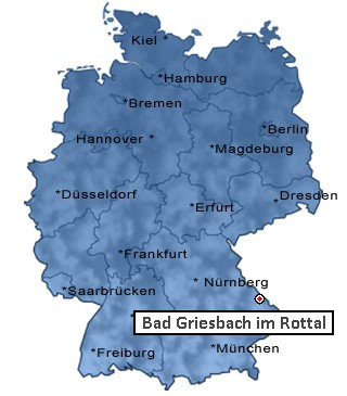 Bad Griesbach im Rottal: 1 Kfz-Gutachter in Bad Griesbach im Rottal
