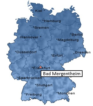 Bad Mergentheim: 1 Kfz-Gutachter in Bad Mergentheim