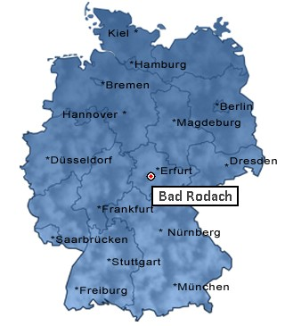 Bad Rodach: 1 Kfz-Gutachter in Bad Rodach