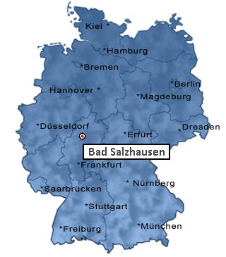 Bad Salzhausen: 1 Kfz-Gutachter in Bad Salzhausen