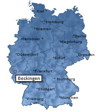 Beckingen: 1 Kfz-Gutachter in Beckingen