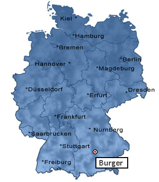 Burger: 1 Kfz-Gutachter in Burger