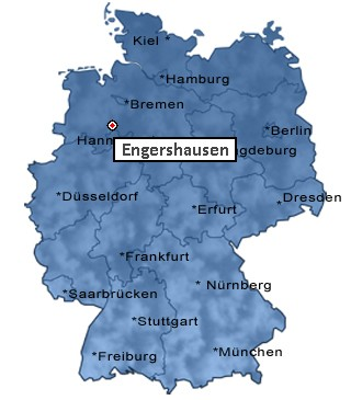 Engershausen: 1 Kfz-Gutachter in Engershausen